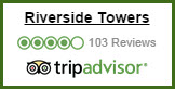 Trip Advisor Review, Rverside Tower, Pigon Forge Hotel